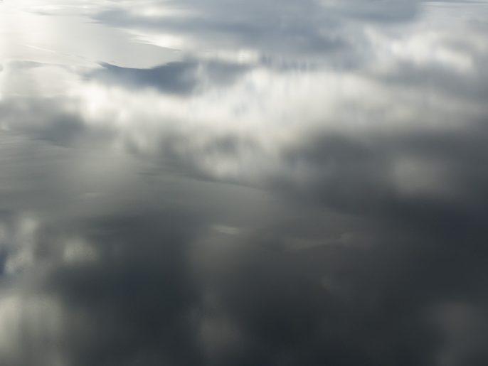 Sublimation nuageuse No19